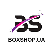 BOXSHOP #logo | Логотип компании BOXSHOP