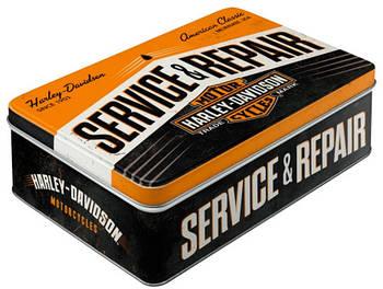 Коробка для хранения Nostalgic-Art Harley-Davidson Service & Repair (30735)