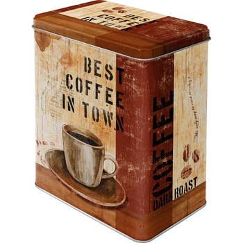 Коробка для хранения Nostalgic-Art Best Coffee in Town L