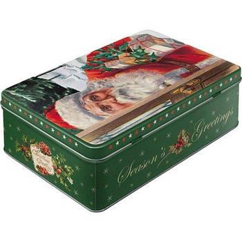 Коробка для хранения Nostalgic-Art Santa Clouse (30738)
