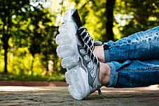 """Кроссовки Nike Air VaporMax Plus """"Серые\Черные"""", фото 3"""