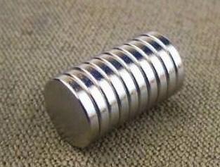 Неодимовий магніт 5 * 1 мм