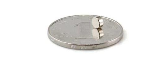 Неодимовий магніт 5 * 2 мм