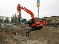 Земляные работы Киев
