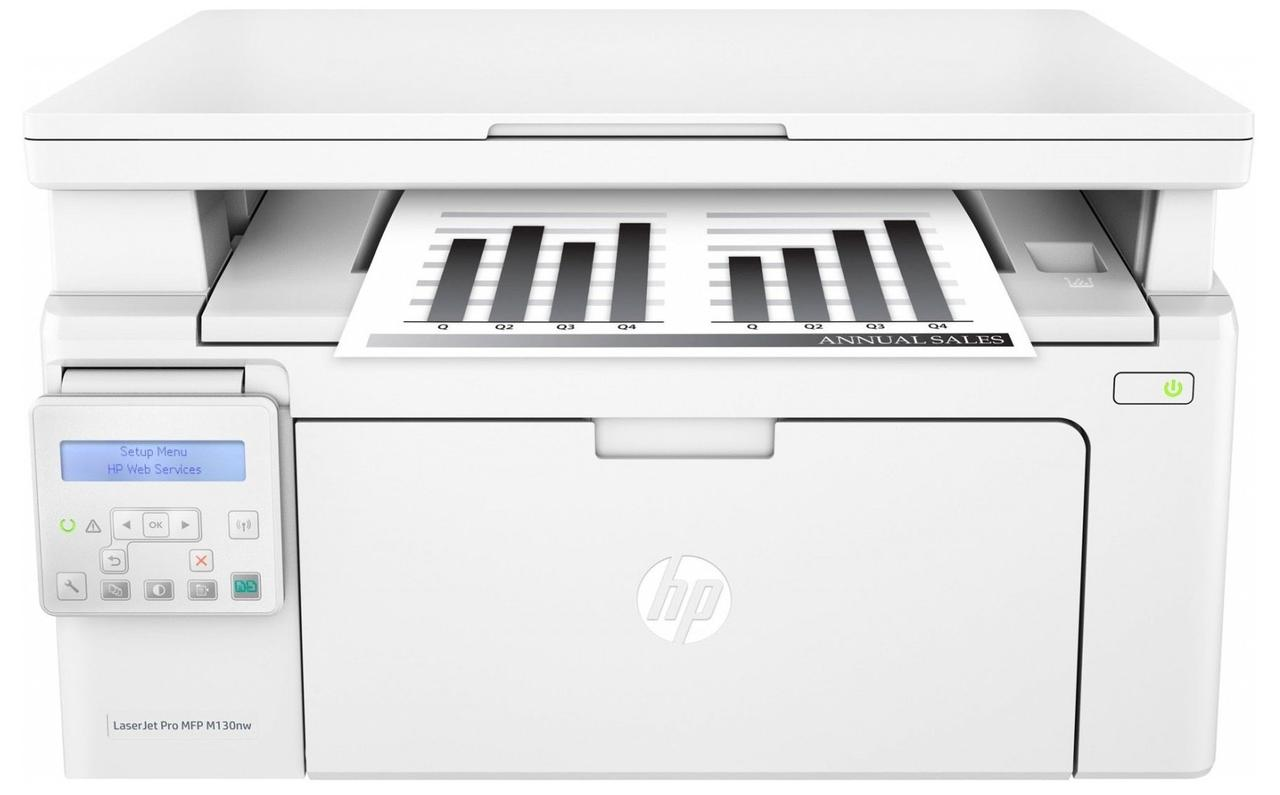 МФУ HP LaserJet Pro M130nw with Wi-Fi (G3Q58A)