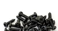 Саморіз чорний 3х12