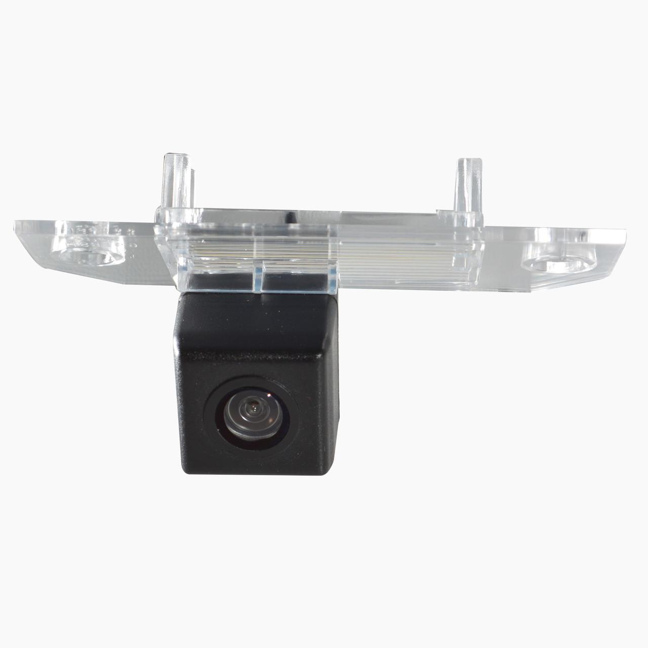 Штатная камера заднего вида Prime-X CA-9522 Ford Focus 2 4D (2004-2011), Focus 2 Universal (2004-2011), C-Max