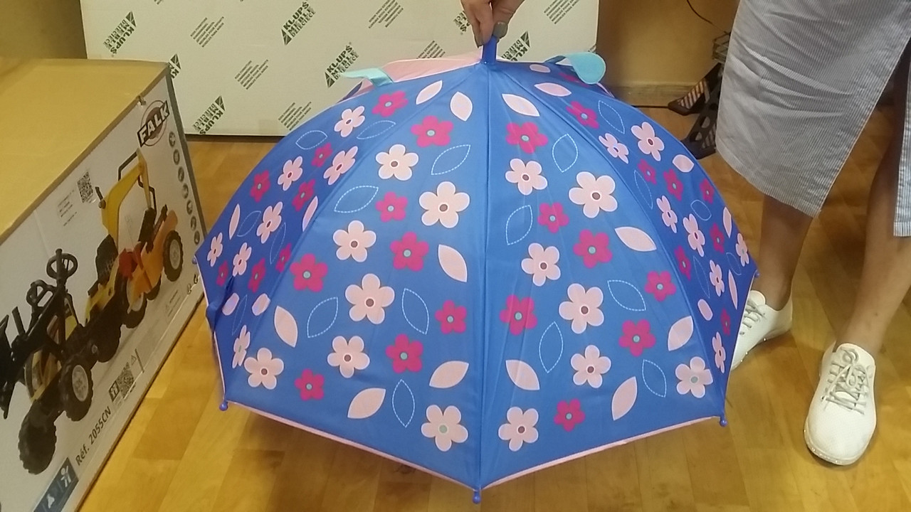 Зонтик для детей, бабочка , Skip Hop 235806, фото 2