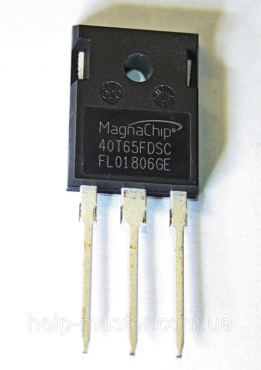 Транзистор MBQ40T65FDSC (TO-247)