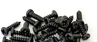 Саморіз чорний 2х8