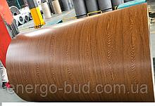Профнастил С-10 Золотой Дуб  Структурный 3D Рrintech Gold Wood