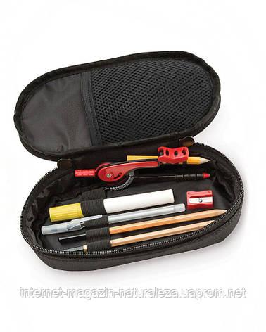 Школьный пенал Madpax LedLox Pencil Case цвет 4-Alarm Fire, фото 2