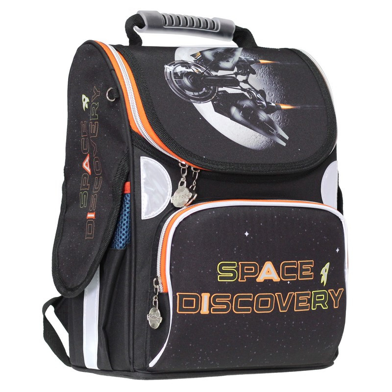 Ранец школьный ортопедический RAINBOW Space Discovery