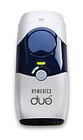 3в1 AFT+IPL (лазерный + фотоэпилятор) DUO Pro HoMedics (картридж для лица + картридж коллагенарий)