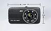 Автомобильный видеорегистратор +камера заднего хода T657 1080 FULL HD с ночной сьёмкой, фото 10