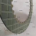 Диски в коробку передач погрузчика Toyota 7FD25 (32461-23630-71) 324612363071, фото 2