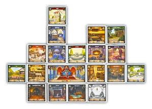 Настольная игра Между двух замков безумного короля Людвига, фото 3