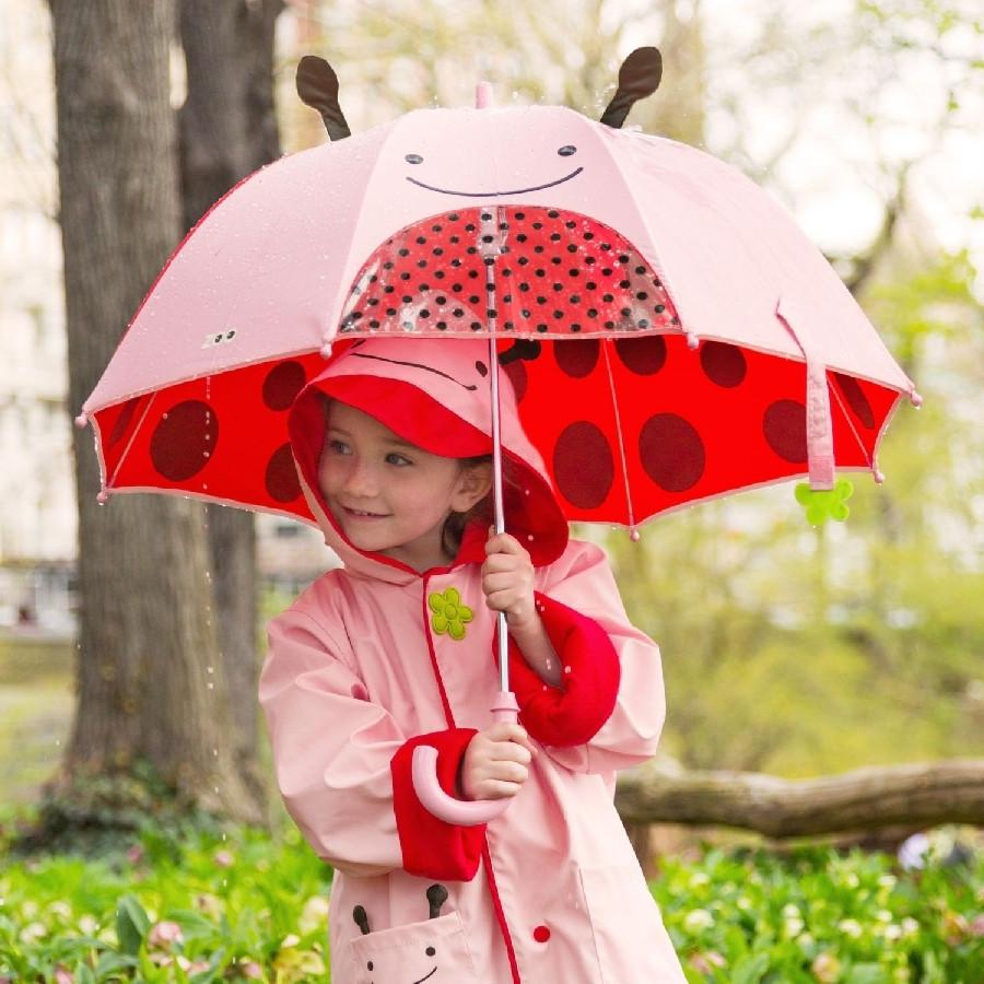 Зонтик для детей, Божья коровка , Skip Hop 235802