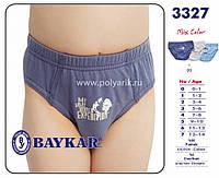 Трусы детские для мальчика 4(р) Baykar Турция ассорти 3327