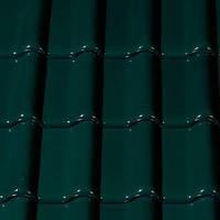 Тёмно-зеленая топ глазурь «Futura»