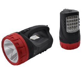 Светодиодный фонарь Yajia YJ-2829TP 6000mAh