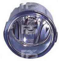 Противотуманная фара для Nissan Tiida '05- левая/правая (Depo) азиатская версия