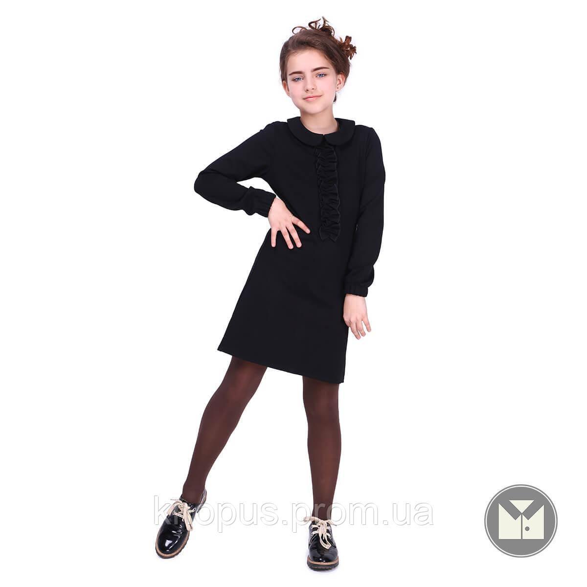 Платье для девочки, Kylie,черное, Timbo, размеры 122-152
