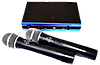 Радиосистема Behringer WM-501R База + 2 Радиомикрофона