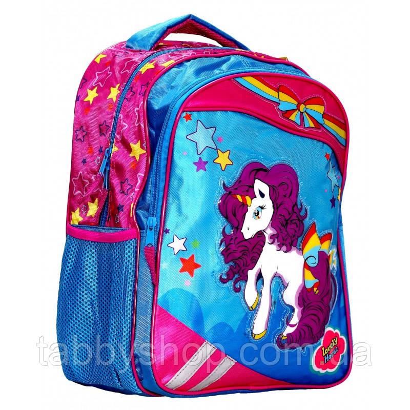 Рюкзак школьный RAINBOW Unicorn