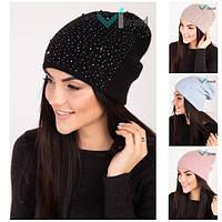 Теплая женская шапка Odissey Богема 2