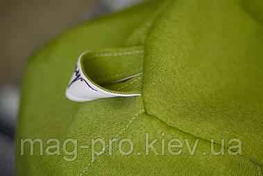 Безкаркасне крісло-груша Рогожка S (90/60/60) покращений