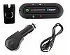 Автомобильный беспроводной динамик-громкоговоритель Bluetooth Hands Free kit HB 505-BT (спикерфон), фото 3