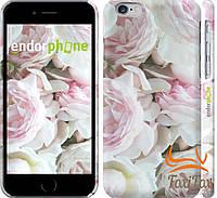 "Чехол для iPhone 6 "" Пионы """