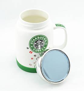 CUP Чашка StarBucks керамическая sh 025-1