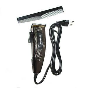 Машинка для стрижки волос Gemei GM 837, сетевая