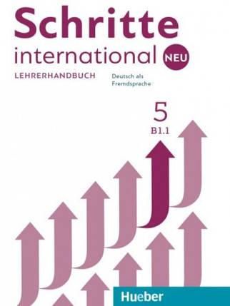 Schritte International Neu 5 Lehrerhandbuch, фото 2