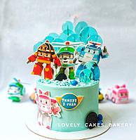 Детские и свадебные торты на заказ  в Днепре
