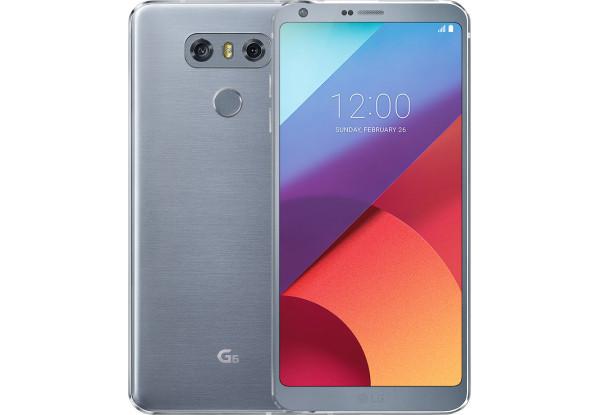 Смартфон LG H870S G6 4/32gb Platinum 3300 маг Snapdragon 821