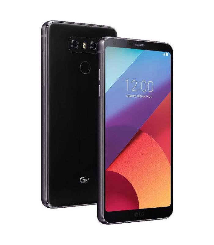 Смартфон LG G600 G6 4/64gb Black 3300 маг Snapdragon 821