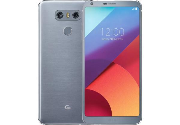 Смартфон LG G600 G6 4/64gb Platinum 3300 маг Snapdragon 821