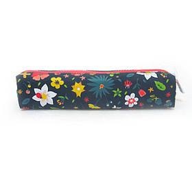 "081129FW Пенал для карандашей ""Case Flowery"" 20,5*4,5*5см"