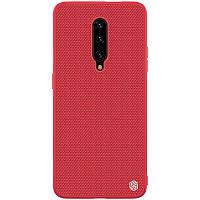 Nillkin OnePlus 7 Pro Textured Case Red Чехол Накладка Бампер, фото 1