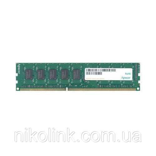Память Apacer DDR3 2GB PC3-10600 (1333MHz), б/у