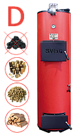 Swag 50 кВт D твердотопливный котел 50 кВт