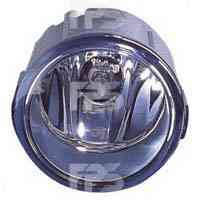 Противотуманная фара для Nissan X-Trail '10- левая/правая (Depo)