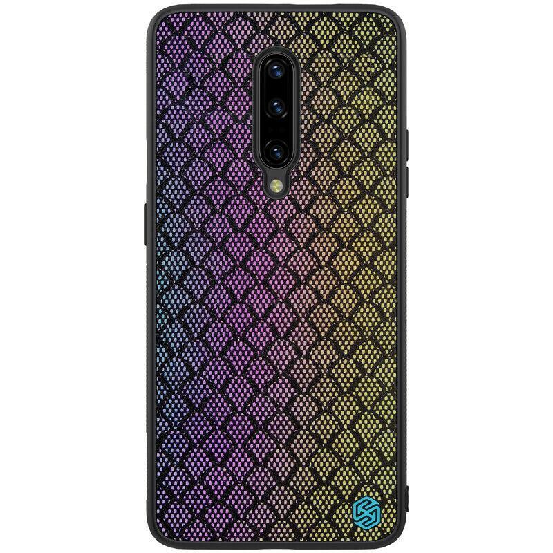 Nillkin OnePlus 7 Pro Twinkle case Rainbow Чехол Бампер