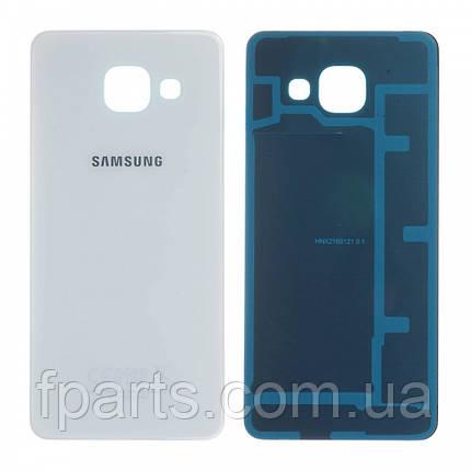 Задняя крышка Samsung A310 Galaxy A3 2016, White, фото 2