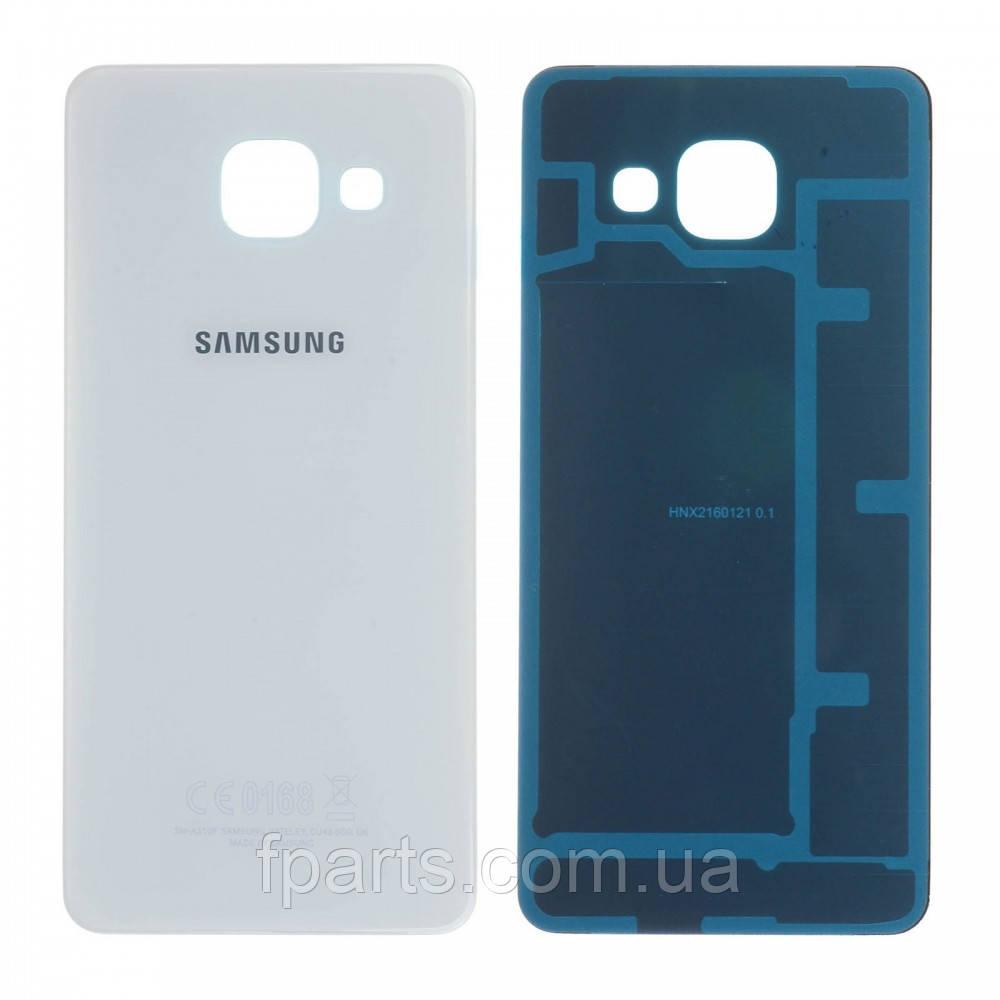 Задняя крышка Samsung A310 Galaxy A3 2016, White