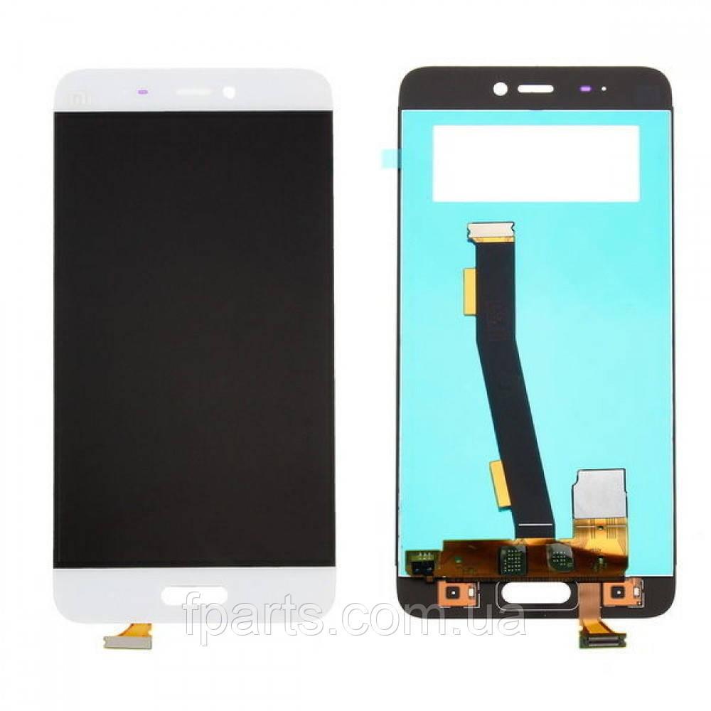 Дисплей Xiaomi Mi5, Mi5 Pro з тачскріном (White)