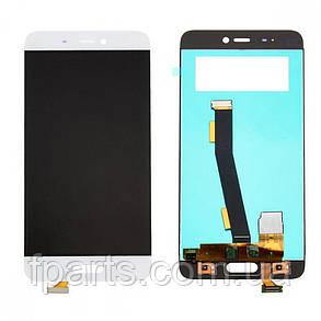 Дисплей Xiaomi Mi5, Mi5 Pro з тачскріном (White), фото 2